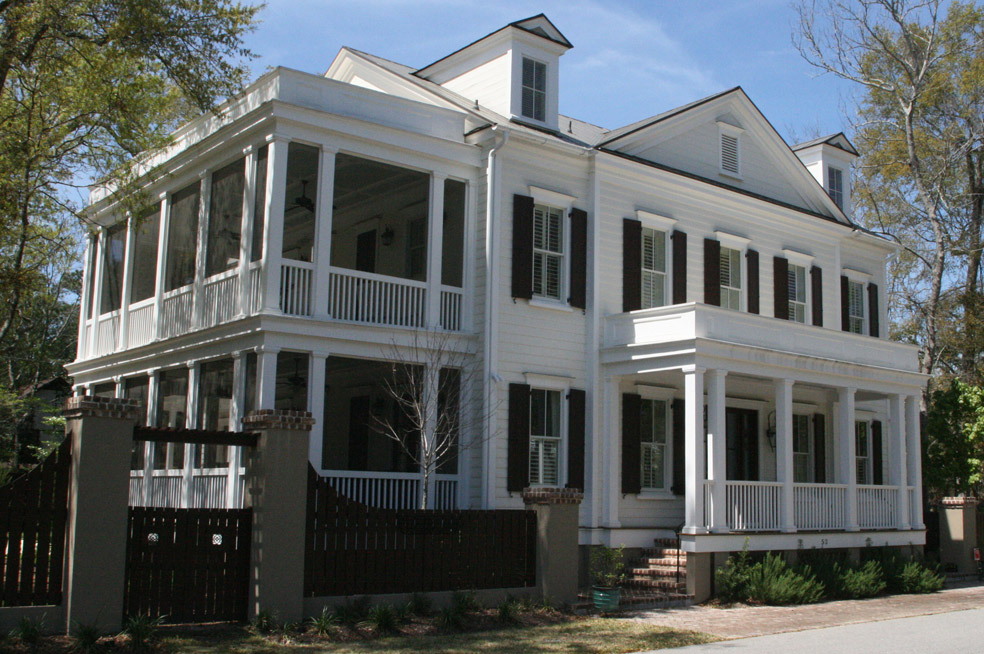 Custom Homes In Charleston Sc